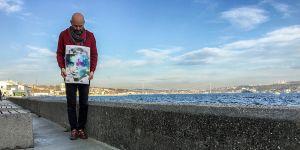 Sanatçı Sümer Erek, Muharrem Özdemir'i sanat performansları ile andı