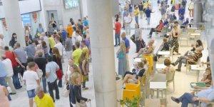 Turist sayısında %19,5 artış