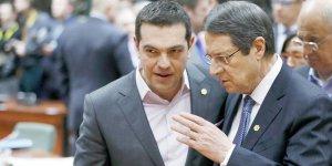 Anastasiadis ile Çipras bugün Atina'da bir araya gelecek