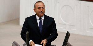 Çavuşoğlu'ndan siyasi partilere telkin