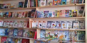 Omorfo Khora'da çocuk kitapları bölümü açılıyor