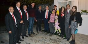 TKP-YG, Gaziköy halkıyla buluştu