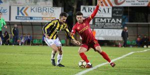 Girne'de kazanan yok: 1-1