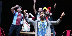 GAÜ'de tiyatro gösterisi