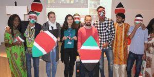 LAÜ'de Kenyalı öğrenciler kültürel etkinlik düzenledi