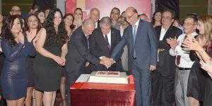 Limasol Bankası 2018'i coşkuyla karşıladı