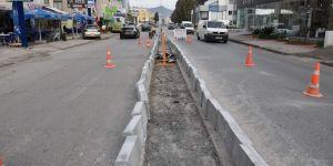 Şehit Mustafa Ruso Caddesi'ne yeni düzenleme
