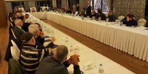TDP Milletvekili adayları bir araya geldi