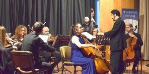 Lefkoşa Belediyesi Korosu ilk konserini verdi