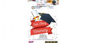 DAÜ Eczacılık Fakültesi yemin töreni düzenleyecek