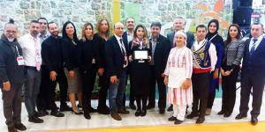 Kuzey Kıbrıs Standı'na ikinci kez birincilik ödülü
