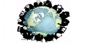 Küreselleşen Dünyada Demokrasi ve Siyasi Partilerin Krizi