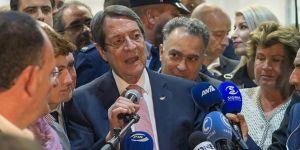Anastasiadis'in seçim harcamaları açıklandı