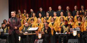 Çağdaş Müzik Derneği TSM Korosu'ndan Bakü'de unutulmaz konser