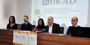 Kentsel Gelişim ve İklime Duyarlı Kentler Çalıştayı yapıldı