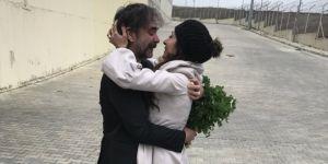 Gazeteci Deniz Yücel tahliye oldu