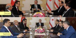 Liderler Zirvesi'nde iki fotoğraf