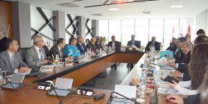 ISURAC Çalışma Kurulu Toplantısı UFÜ'de gerçekleşti