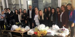 Akçay Kültür Sanat Derneği'nden LTB Paylaşım Mutfağı'na destek
