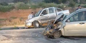 Dikkatsizlik kaza getirdi: 2 yaralı