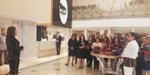 Les Ambassadeurs Hotel'den anlamlı kutlama