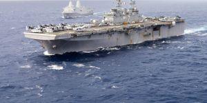 ABD, bölgedeki donanma varlığını artırıyor