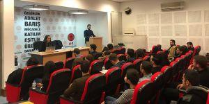 """CTP Gençlik Örgütü: """"Yol ayırımı sözleri kabul edilemez"""""""