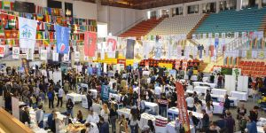 DAÜ 6. Uluslararası Kariyer Fuarı açıldı