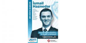 İsmail Haznedar UFÜ'de girişimciliği anlatacak