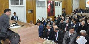 UBP'de son 'yerel yönetim' kararı