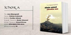 """""""Düşte Umut Yürekte Sızı"""" kitabı Girne'de tanıtılacak"""