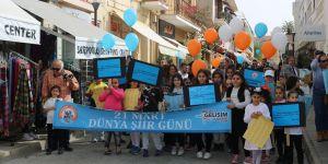 Mağusa'da Dünya Şiir günü etkinliği