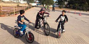 Gönyeli Belediyesi bisiklet kültürünü yaygınlaştırıyor