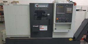 Yeni Teknolojiyle Üretilen CNC Torna Tezgahı