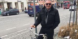 Münih; Kentte en güzel arabalar üretilirken, her yerde bisiklet var!