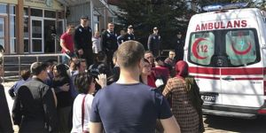Türkiye'de üniversitede saldırı: 4 ÖLÜ