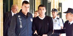 Georgios 1 yıl hapis yatacak