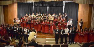 Amerikalı ve Kıbrıslı Gençler Aynı Sahneyi Paylaştılar