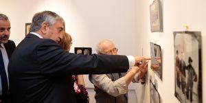 Akıncı, Kadir Kaba'nın kitap tanıtımı ve fotoğraf sergisine katıldı