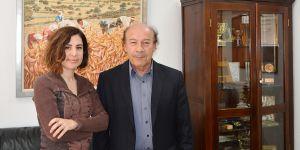 """CNA YK Başkanı Larkos Larkou; """"Kıbrıs'ta medyanın görevi gerçeğin dilini konuşmaktır"""""""