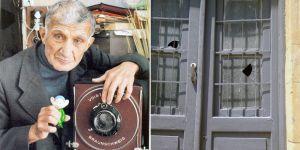 90 yaşındaki FOTO ŞIK'ın evine saldırdılar
