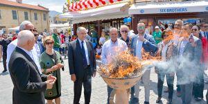 Girne'de Turizm Şöleni düzenlendi