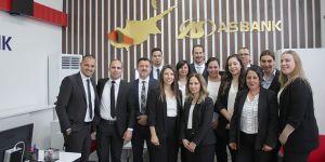 Asbank Yenikent Konsept Şubesi hizmete başladı