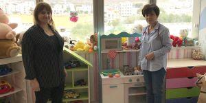 Çocuk Onkolojisi'ne anlamlı bağış