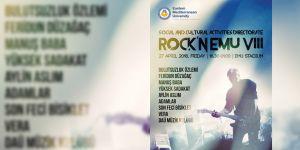 DAÜ'den festival tadında Rock'n EMU etkinliği