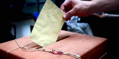 58 ihtiyar heyeti üyeliği için ara seçim 23 Haziran'da