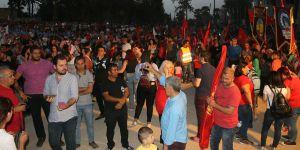 1 Mayıs İşçi ve Emekçi Bayramı kutlandı