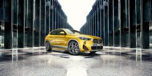 Yeni BMW X2Çangar Motors'da.