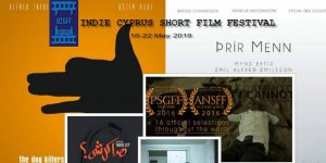 1.Kıbrıs Bağımsız Kısa Film Festivali başlıyor