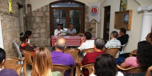 Girne'ye çevreci başkan: Templos eko-agro turizmi konuşuyor